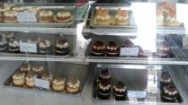 Cakes at Cake and Shake
