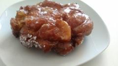 apple fritter mavericks donut company