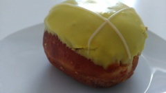lemon ricotta donut mavericks