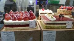 Cakes at Premiere Moisson Ottawa